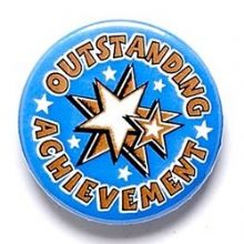 Outstanding Achievement Badge